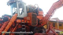 COLHEDORA DE CANA SANTAL MODELO S 5010P ANO 2012 COM 4500 HORAS