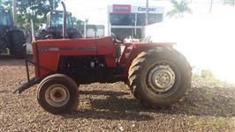 Trator Massey Ferguson 265 65  cv 4x2 ano 78