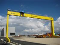 Compramo Pontes Rolantes e Pórticos de 3 a 150 toneladas
