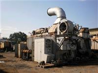 Caldeira Dedini 20 toneladas 21 kgs de pressão