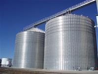 Compramos silos de Grãos e desmontamos