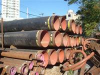 Tubos de Aço Usados e Novos de 8 a 60 Polegadas