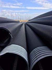 Tubo Kananet de 450 mm  corrugado para drenos