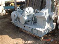 Turbo gerador  de 900 kw 21 kg contrapressão