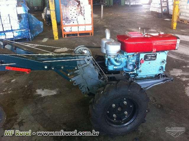 Mini/Micro Trator JOHN PINER 4x2 ano 10