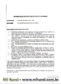 FAZENDA COM 39.160 HECTARES COM PROJETO DE MANEJO