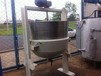 Tacho alimenticio a Vapor 600 litros