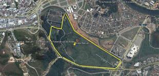 Área 385.259,18m² centro de Barueri SP