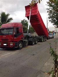 Caminhão Iveco Stralis NR 570S46T 6x4 ano 06