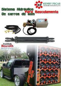 Kit Hidráulico Para Carros de Som