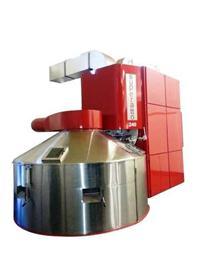 Torrador Ecológico para Café mod TCE, capac. de 60 a 120Kg por carga