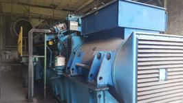 GRUPO GERADORES A  GLASCOR  á GAS 750kw ; LEroy somer 4000kva á gas e geradores cumins 2500kva