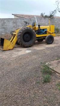 Pá Carregadeira CBT Material de Construção