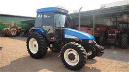 Trator Ford/New Holland TL 75 E 4x4 ano 07