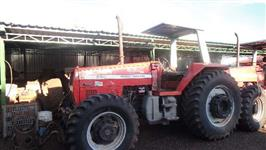 Trator Massey Ferguson 660 Advanced 4x4 ano 06
