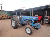 Trator Ford/New Holland 5610 4x2 ano 86