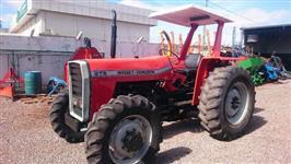 Trator Massey Ferguson 275 4x4 ano 88