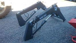 Conjunto Concha TATU PCA 600 para Massey Ferguson 4x4