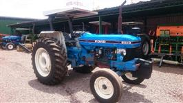 Trator Ford/New Holland 6610 4x2 ano 92
