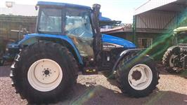 Trator Ford/New Holland TS 120 4x4 ano 02