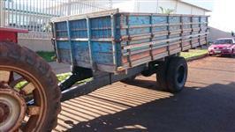 Carreta Agrícola cap. 8 ton