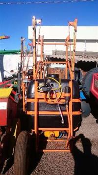 Pulverizador Jacto PJ 600 lts