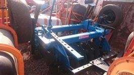Grade Aradora Baldan 14 discos com pneus