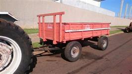 Carreta 4 rodas cap 4 ton tadeu