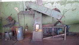 Maquina Amolar discos grades noveladora e aradora