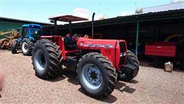 Trator Massey Ferguson 292 Advanced 4x4 ano 03