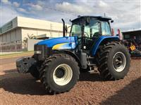 Trator New Holland TM 7040 4x4 ano 12
