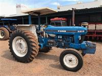 Trator Ford 6610 4x2 ano 85