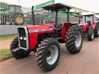Trator Massey Ferguson 275 4x4 ano 99