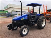 Trator New Holland TL 75 E 4x2 ano 08