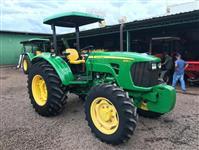 Trator John Deere 5085 4x4 ano 13