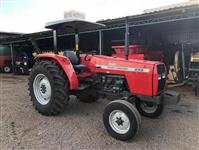 Trator Massey Ferguson 283 Advanced 4x2 ano 09