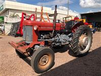 Trator Massey Ferguson 55 X 4x2 ano 75