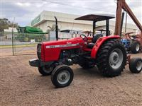 Trator Massey Ferguson 283 4x2 ano 09