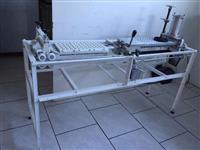 Máquina Semi- Automática para fazer capeletti, capeleti, agnoline - 6Kg/horas - Ótima oportunidade!!
