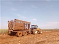 Locação transbordo agricola