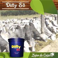 DIFLY S3 - Controle de carrapato e mosca de chifre 10 kg