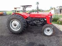 Trator Massey Ferguson 55 X 4x2 ano 73