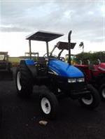 Trator New Holland TL 65 E 4x2 ano 02