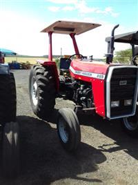 Trator Massey Ferguson 265 4x2 ano 83