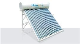 Aquecedor solar com controlador digital HS 222 - Industria, Comércio, Fazendas e Residências
