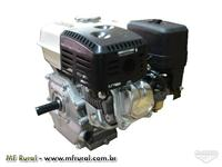 Motor á Gasolina 6,5 hp 4 T Refrigerado á ar partida elétrica - NMG65E