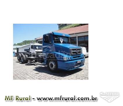 CAMINHÃO MB1620  TRUK  PRESTAÇÃO 1.708,00 ENTRADA A COMBINAR SEM BUROCRACIA E SEM JUROS