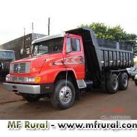 MB 2635 truk opção Carroceria ou Caçamba Entrada 13017,00 de prestação 2950,00