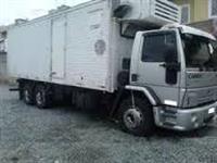 Caminhão  Ford 2428  Câmara fria trucado  pequena entrada +  prestação 1.590,00   ano 11
