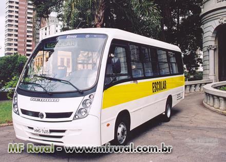 Onibus e Micro Onibus Pequena Entrada Prestação 1400,00 sem burocracia